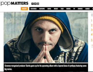 PopMatters Premieres 'The One'