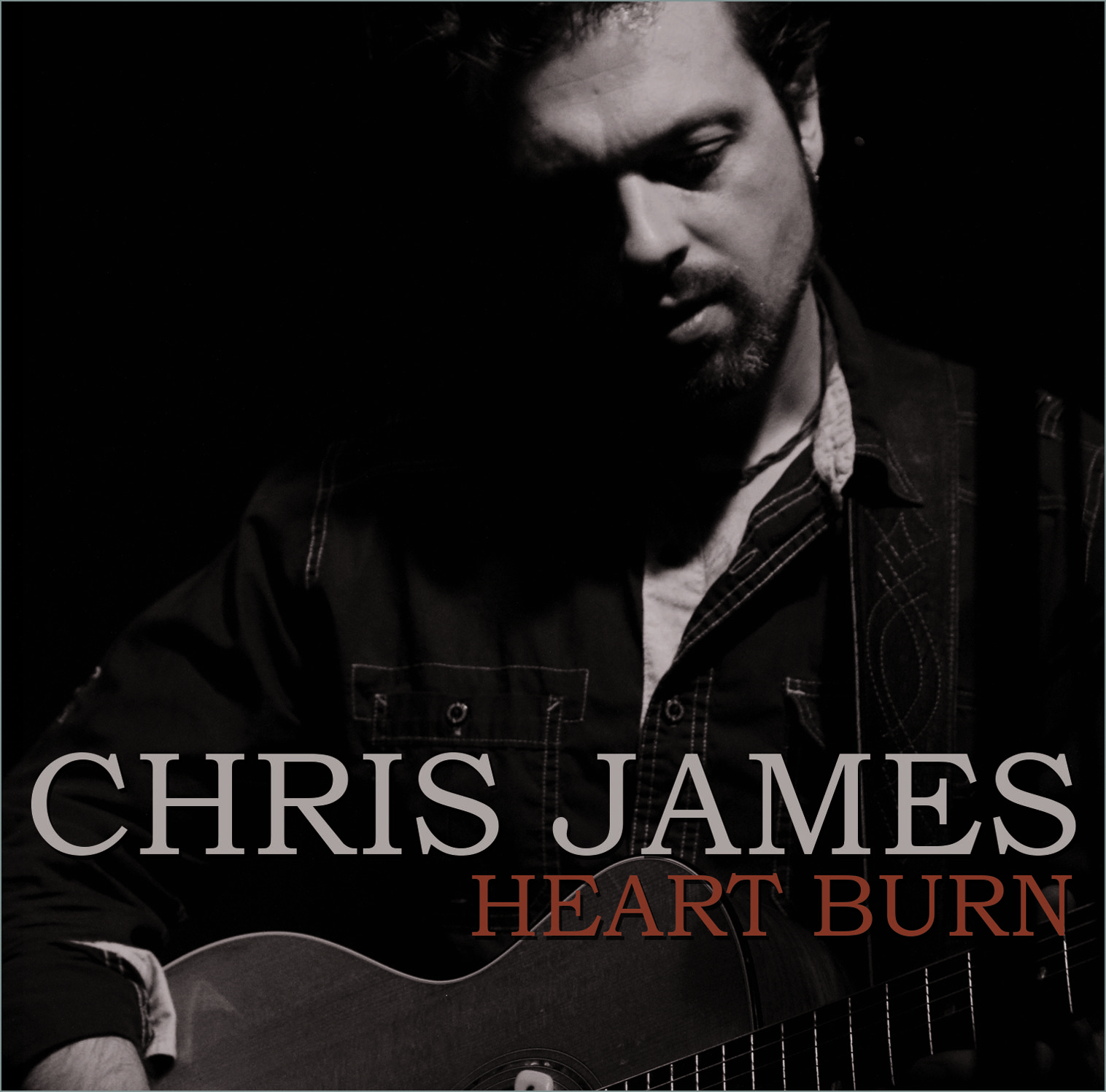 Chris James 'Heartburn'