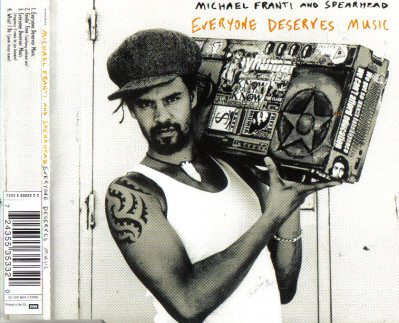 Michael Franti and Spearhead 'Everyone Deserves Music' Remix