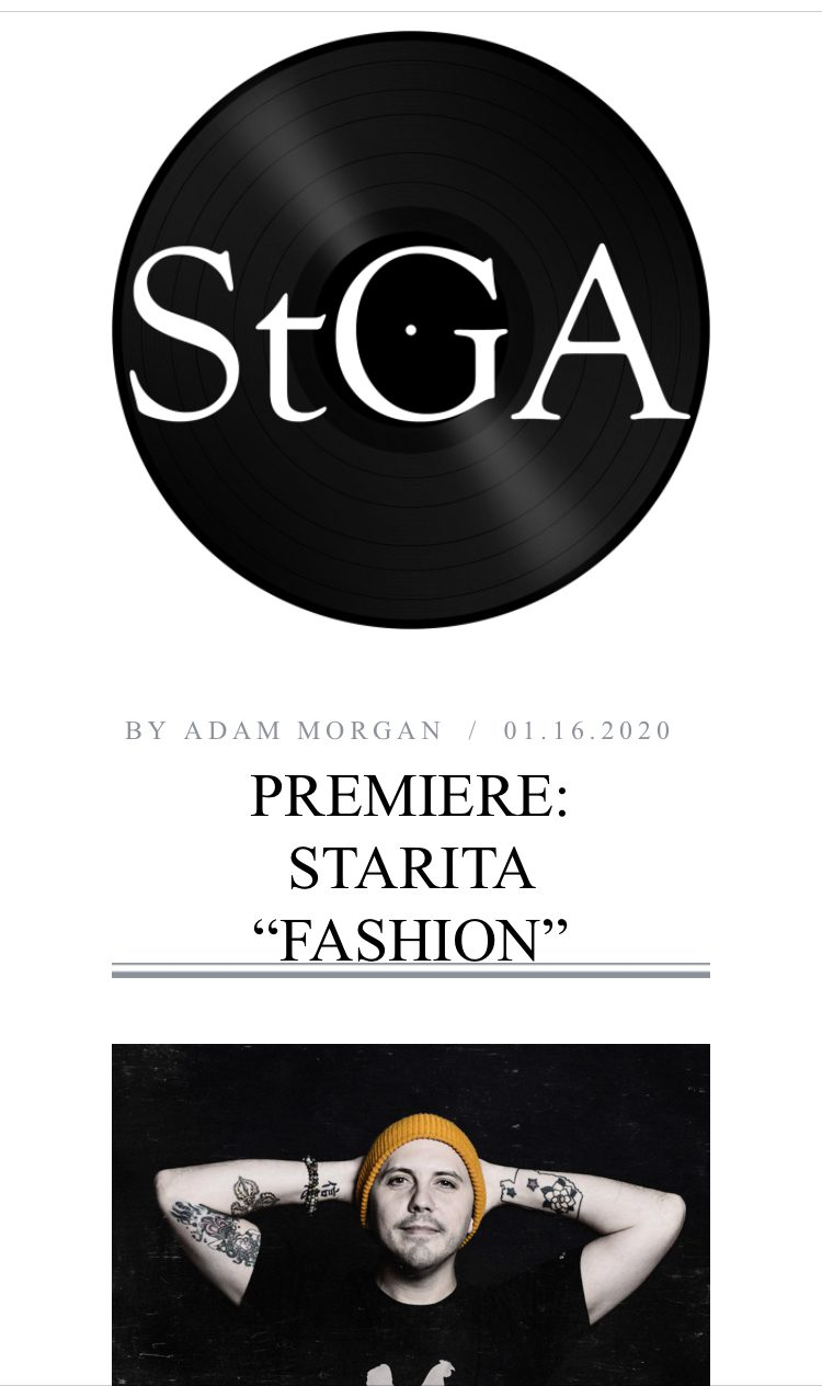 Starita Kickstarts 2020 With A Feelgood Dance Track