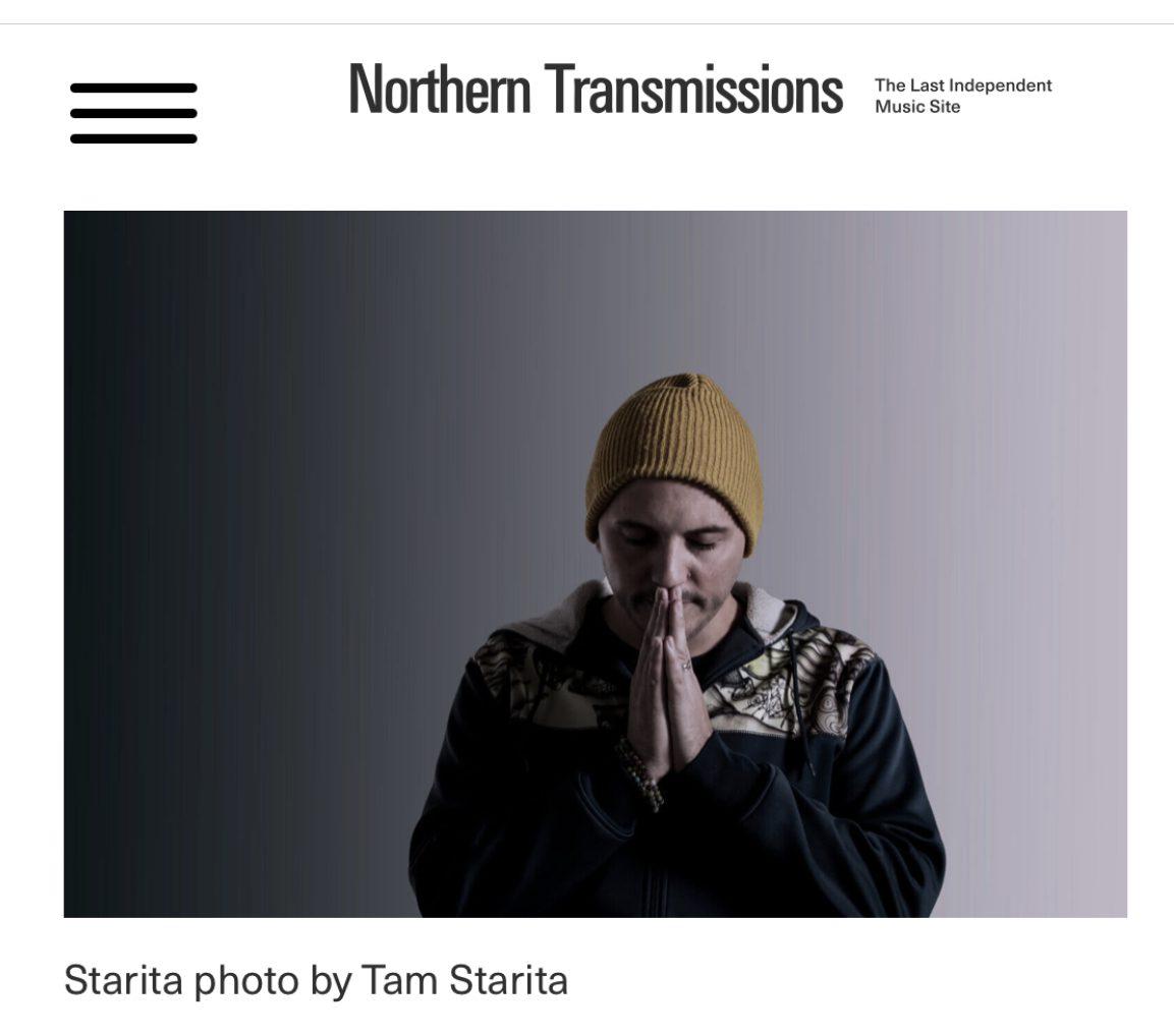 Premiere: Northern Transmissions 'Love & Pain' feat Trent Park, Michael Hays